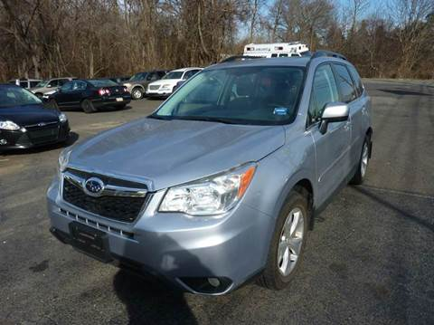 2014 Subaru Forester for sale in Morrisville, PA