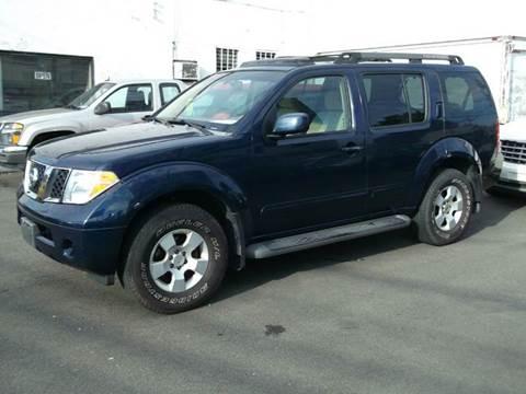 2006 Nissan Pathfinder for sale in Elizabeth, NJ
