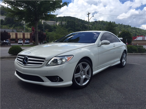 Mercedes benz cl class for sale for Mercedes benz cl class for sale