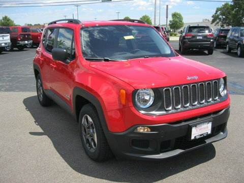 2017 Jeep Renegade for sale in Beaver Dam, WI