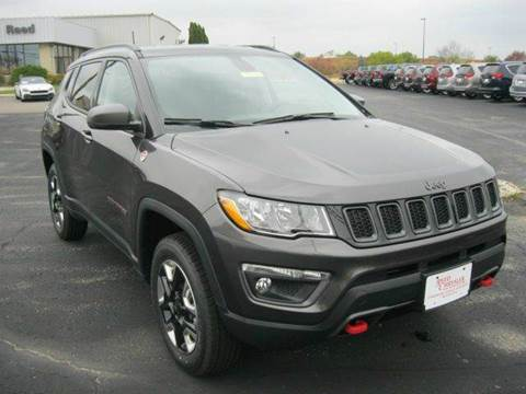 2018 Jeep Compass for sale in Beaver Dam, WI