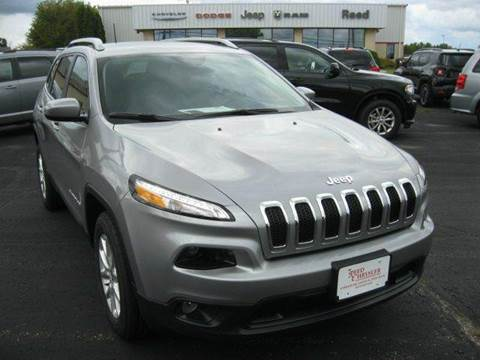 2018 Jeep Cherokee for sale in Beaver Dam, WI