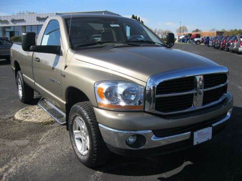 2006 Dodge Ram Pickup 1500 for sale in Beaver Dam, WI