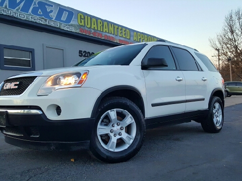 Gmc acadia for sale arkansas for Teeter motor co used car division malvern ar
