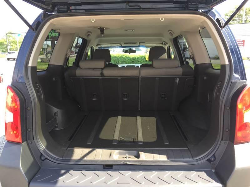 2007 Nissan Xterra S 4dr SUV 4WD (4L V6 6M) - Hyannis MA