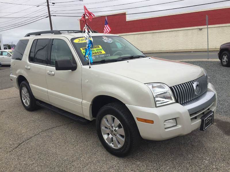 2006 Mercury Mountaineer AWD Convenience 4dr SUV - Hyannis MA