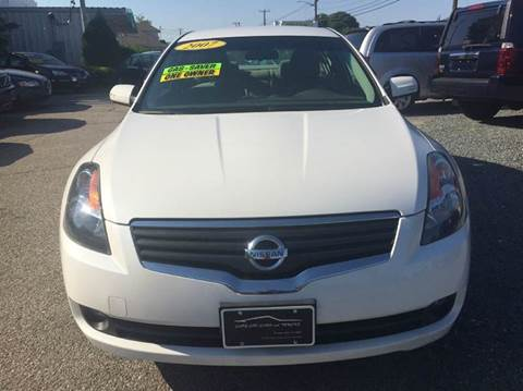 2007 Nissan Altima for sale in Hyannis, MA