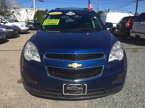 2010 Chevrolet Equinox for sale in Hyannis, MA