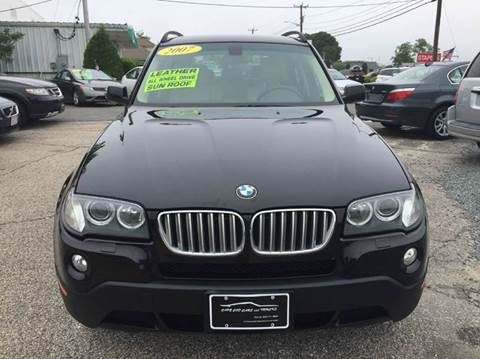 2007 BMW X3 for sale in Hyannis, MA