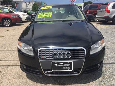 2008 Audi A4 for sale in Hyannis, MA