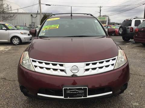 2007 Nissan Murano for sale in Hyannis, MA