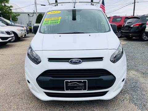 2015 Ford Transit Connect Cargo for sale in Hyannis, MA