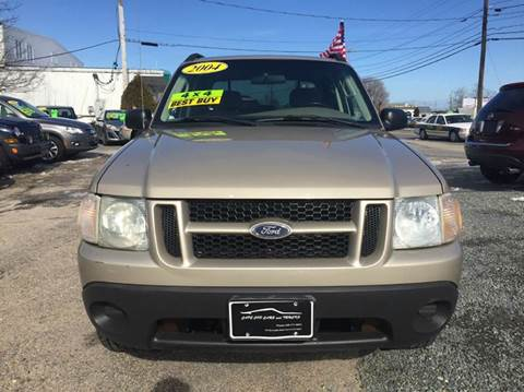 2004 Ford Explorer Sport Trac for sale in Hyannis, MA