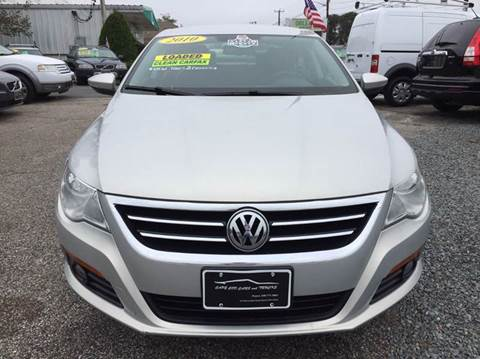 2010 Volkswagen CC for sale in Hyannis, MA