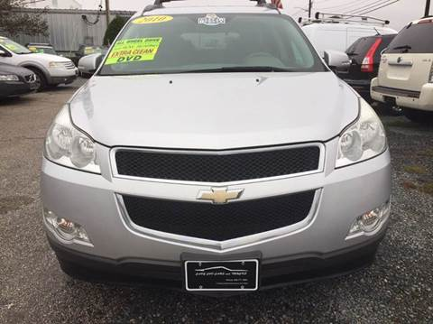 2010 Chevrolet Traverse for sale in Hyannis, MA