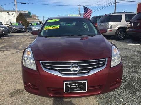 2010 Nissan Altima for sale in Hyannis, MA