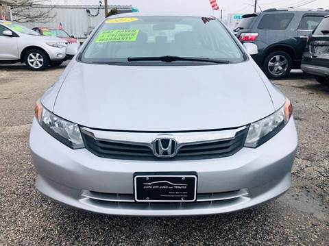 2012 Honda Civic for sale in Hyannis, MA