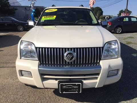 2007 Mercury Mountaineer for sale in Hyannis, MA