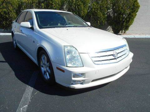 2005 Cadillac STS for sale in Las Vegas, NV