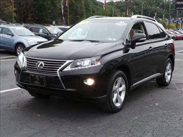 2014 Lexus RX 350 for sale in Glenshaw, PA