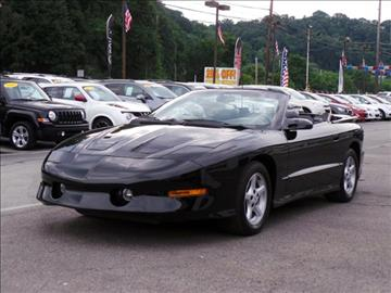 1995 Pontiac Firebird for sale in Glenshaw, PA