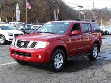 2008 Nissan Pathfinder for sale in Glenshaw, PA