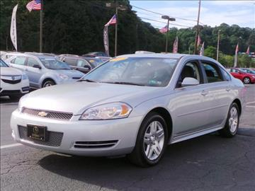 2012 Chevrolet Impala for sale in Glenshaw, PA