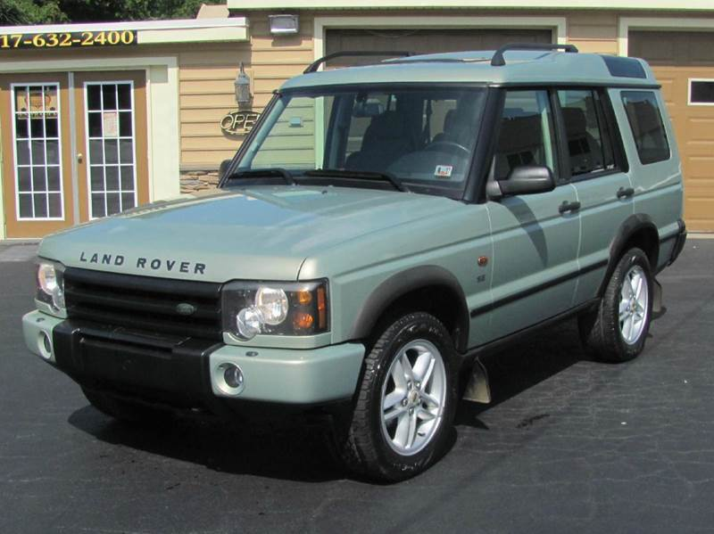 2003 land rover discovery se 4wd 4dr suv in hanover pa american auto group llc. Black Bedroom Furniture Sets. Home Design Ideas