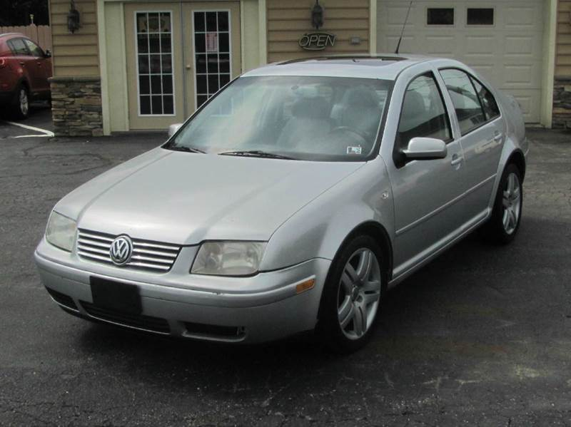 2003 volkswagen jetta glx vr6 4dr sedan in hanover pa. Black Bedroom Furniture Sets. Home Design Ideas