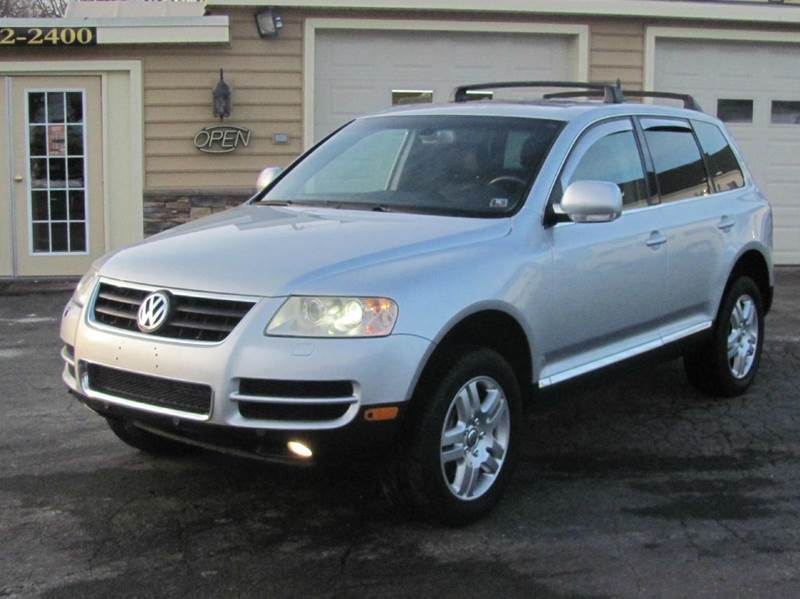 Used 2014 Volkswagen Touareg Pricing Features Edmunds