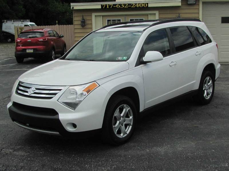 2009 suzuki xl7 awd luxury 4dr suv in hanover pa. Black Bedroom Furniture Sets. Home Design Ideas