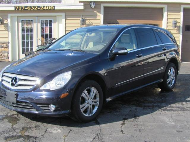 Search results for 2008 mercedes benz r class
