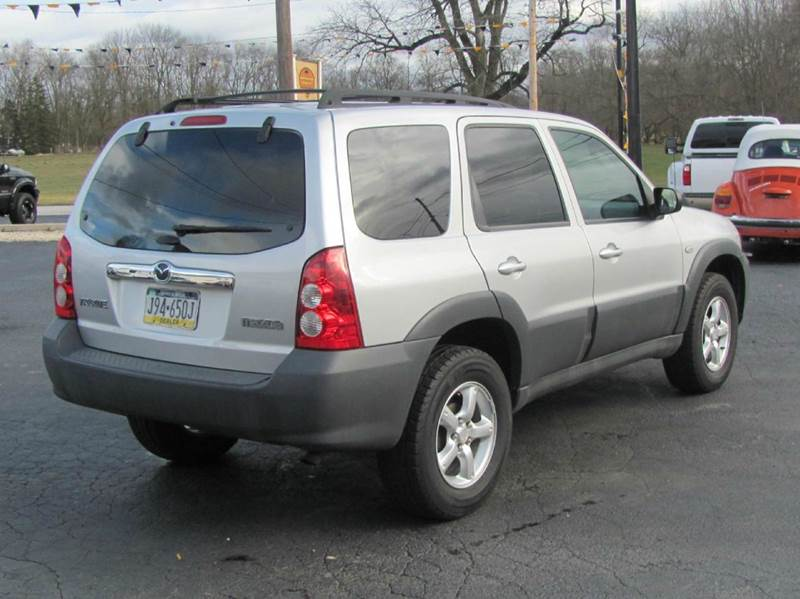 2006 mazda tribute i 4dr suv w automatic in hanover pa. Black Bedroom Furniture Sets. Home Design Ideas