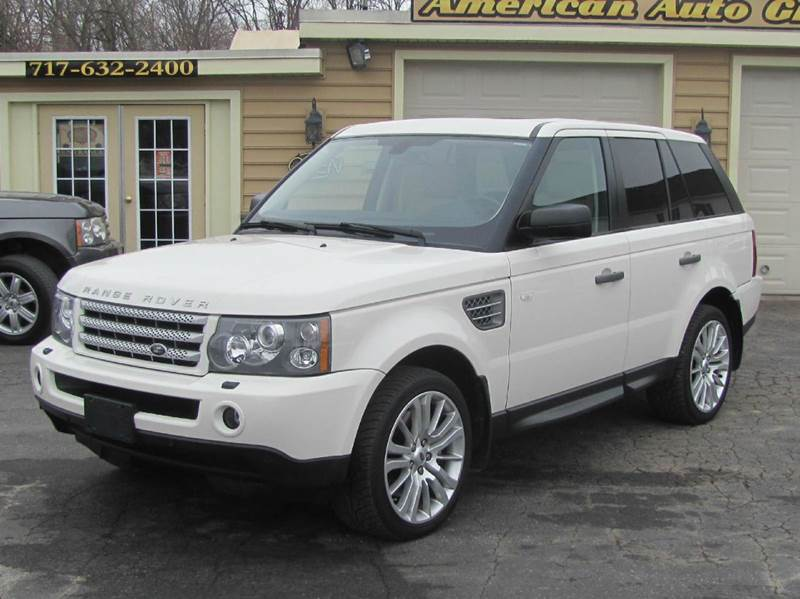 2009 land rover range rover sport 4x4 supercharged 4dr suv in hanover pa american auto group llc. Black Bedroom Furniture Sets. Home Design Ideas