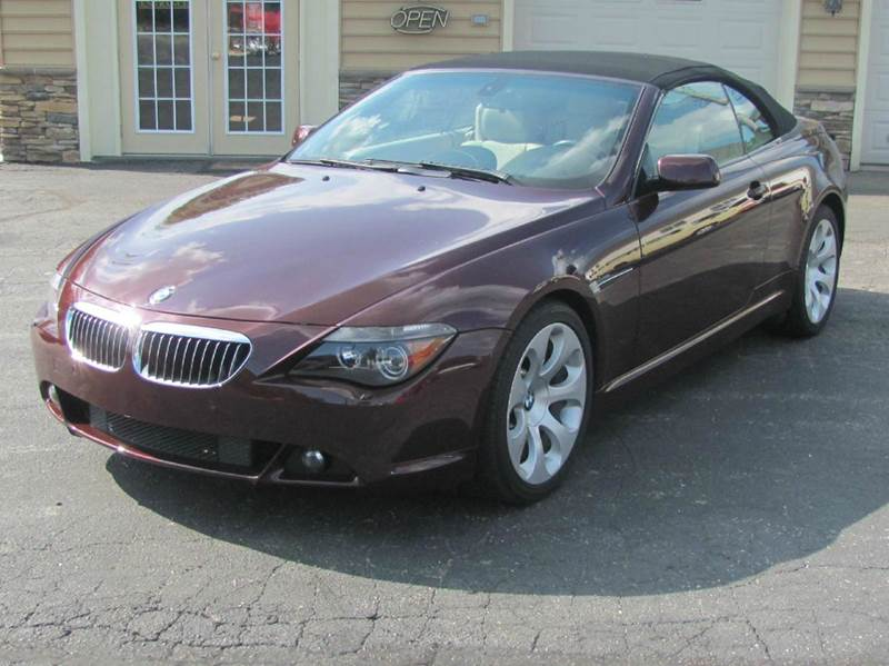 2006 bmw 6 series 650i 2dr convertible in hanover pa american auto group llc. Black Bedroom Furniture Sets. Home Design Ideas