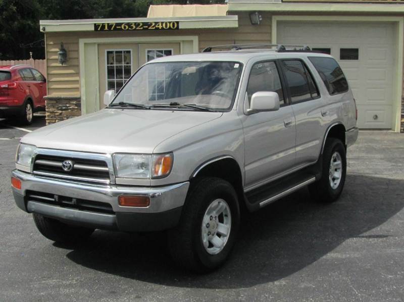 1998 toyota 4runner sr5 4dr 4wd suv in hanover pa american auto group llc. Black Bedroom Furniture Sets. Home Design Ideas