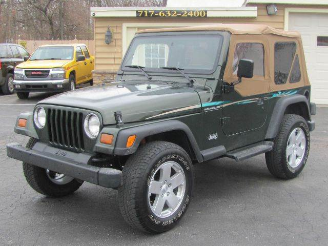 1997 jeep wrangler for sale in hanover pa. Cars Review. Best American Auto & Cars Review