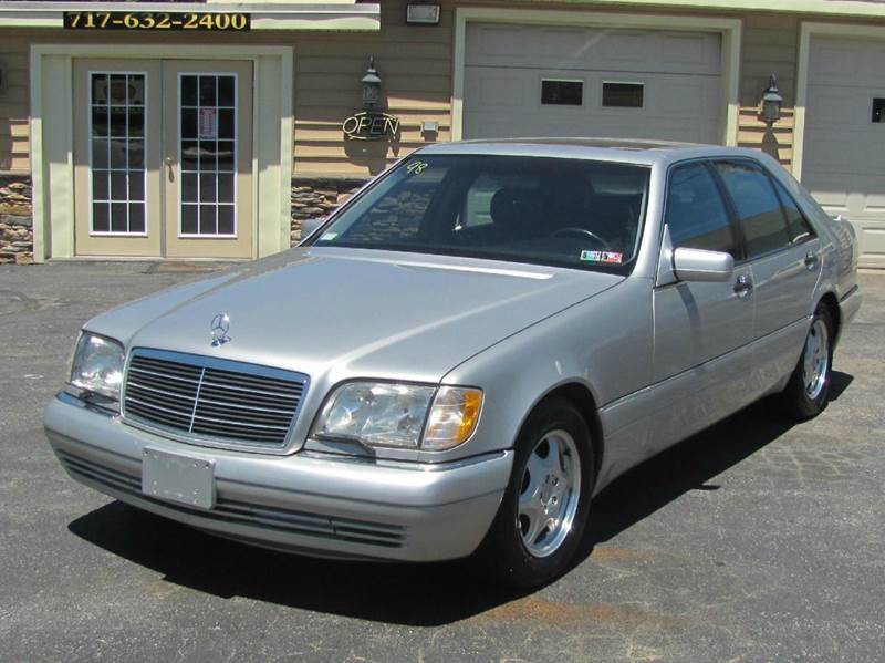1998 mercedes benz s class s420 4dr sedan in hanover pa
