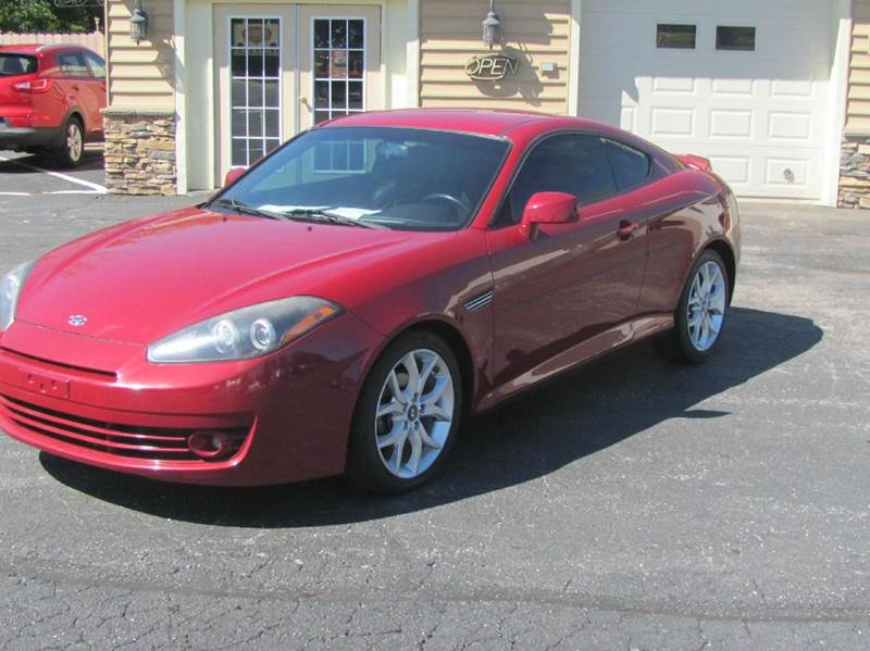 2007 hyundai tiburon gt limited 2dr hatchback 2 7l v6 5m. Black Bedroom Furniture Sets. Home Design Ideas