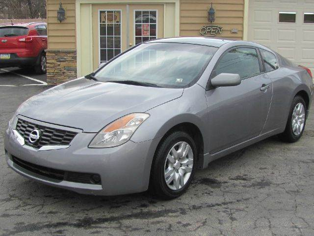 2009 nissan altima 2 5 s 2dr coupe 6m in hanover pa american auto group llc. Black Bedroom Furniture Sets. Home Design Ideas