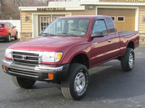 2000 Toyota Tacoma For Sale Carsforsale Com