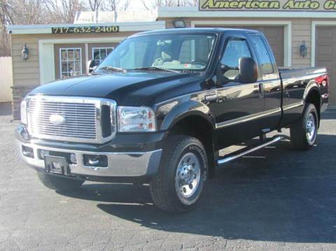 2006 Ford F-250 Super Duty for sale in Hanover, PA