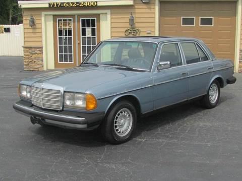 1985 mercedes benz 300 class for sale. Black Bedroom Furniture Sets. Home Design Ideas