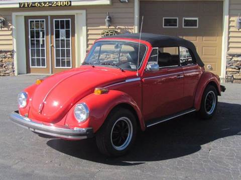 1978 Volkswagen Beetle Convertible for sale in Hanover, PA