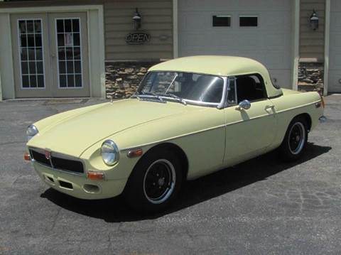 1972 MG B for sale in Hanover, PA
