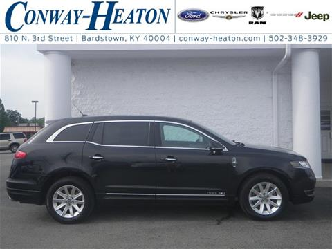 2015 Lincoln MKT Town Car for sale in Bardstown, KY