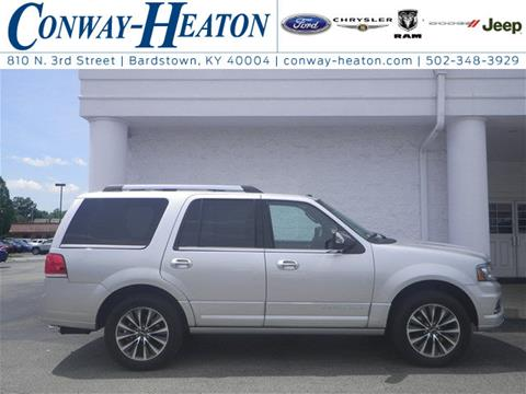 2017 Lincoln Navigator for sale in Bardstown, KY