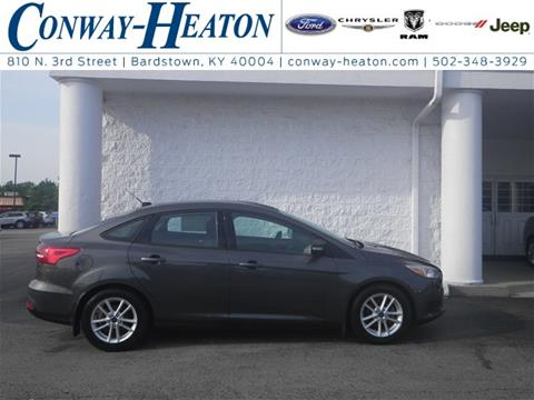 2015 Ford Focus for sale in Bardstown, KY