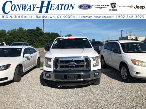 2016 Ford F-150 for sale in Bardstown, KY