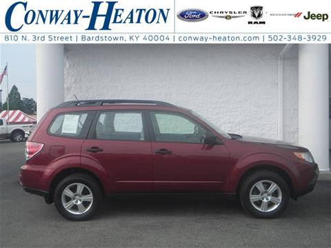 2013 Subaru Forester for sale in Bardstown, KY